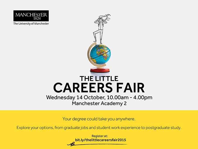 Careers fair flier