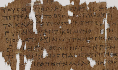 Gospel of Mary fragment