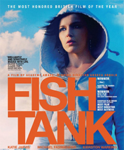 Film cover for Andrea Arnold's Fish Tank