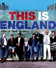 Film cover for Shane Meadows' This is England