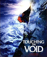 Film cover for Touching the Void