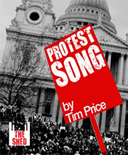 Poster for Protest Song