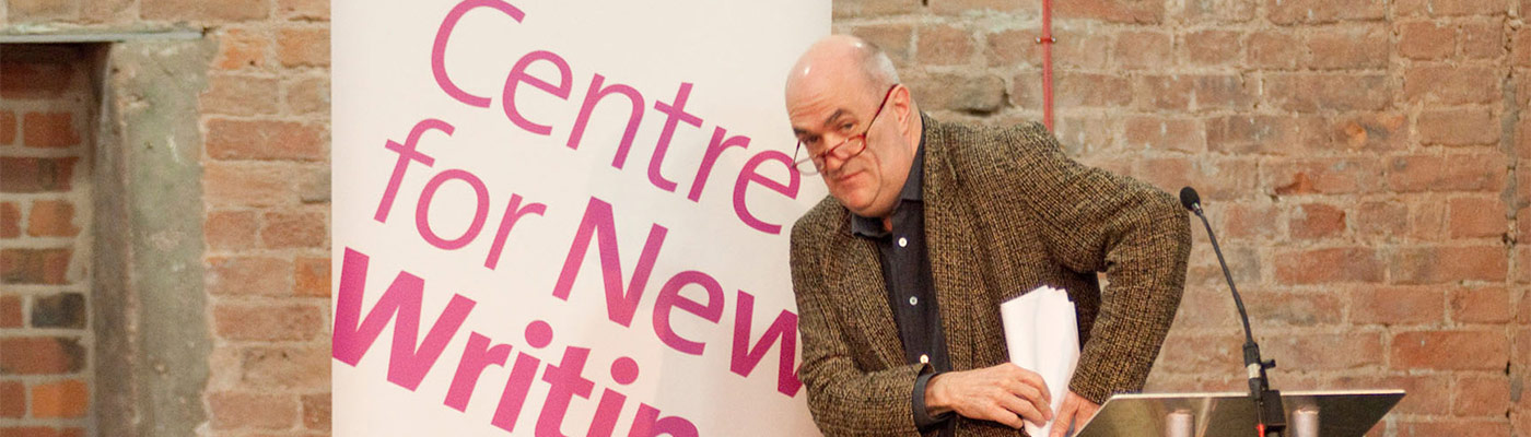 Colm Toibin reading at the International Anthony Burgess Foundation