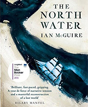 Ian McGuire's The North Water book cover