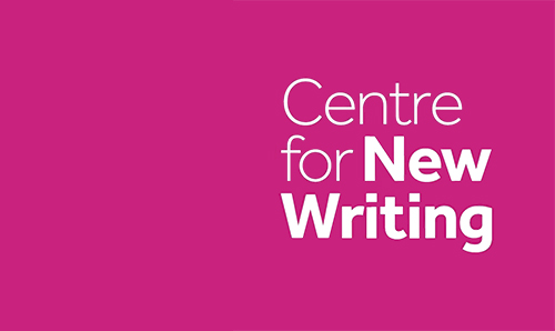 Centre for New Writing logo.