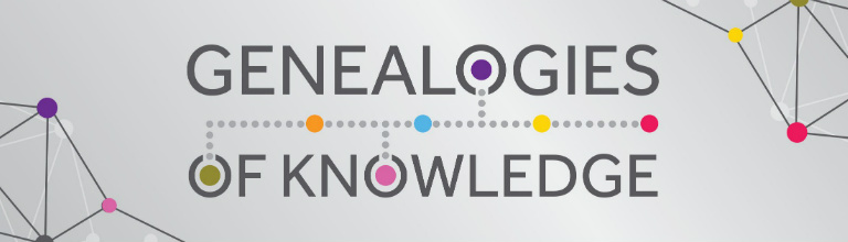 Genealogies of Knowledge logo