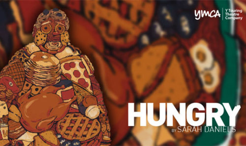'Hungry' by Sarah Daniels poster