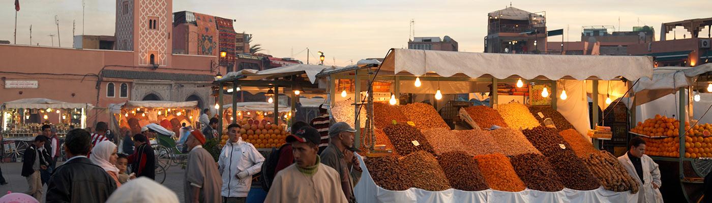 Middle Eastern Bazaar