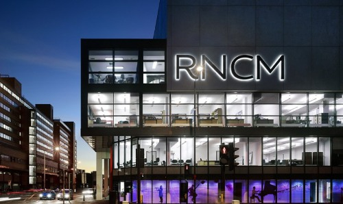 Royal Northern College of Music exterior