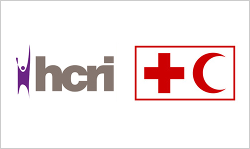 HCRI and Red Cross logo